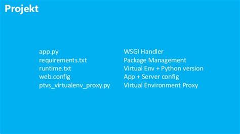 Python And Microsoft Azure