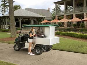 Carryall Utility Vehicles Restyled By Club Car