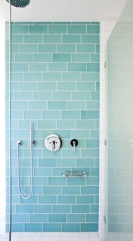 Aqua Glass Subway Tile  Bath Wall And Surround For Kids