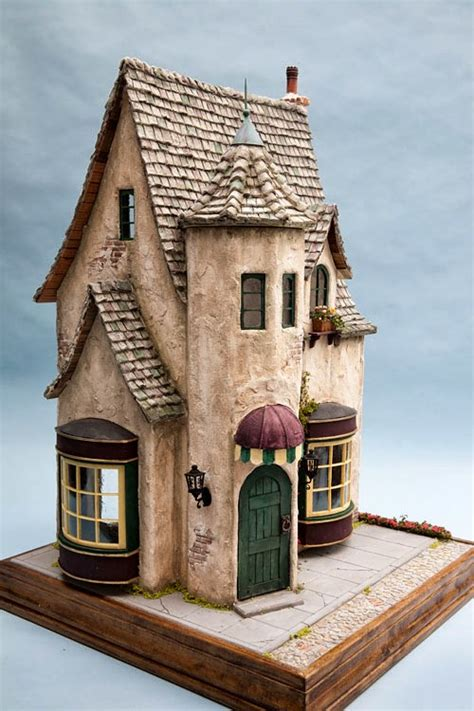 Good Sam Showcase Of Miniatures Fantasy Structures By Rik