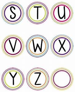 cute alphabet letters printable With alphabet letters with pictures for word wall