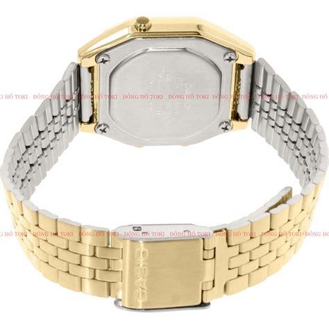 casio standard la680wga 1 đồng hồ nữ casio la680wga 1
