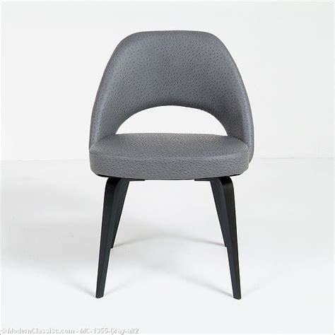saarinen dining chair reproduction leather