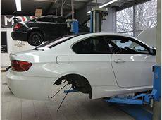 Manhart Racing BMW E92 335i Engine Conversion