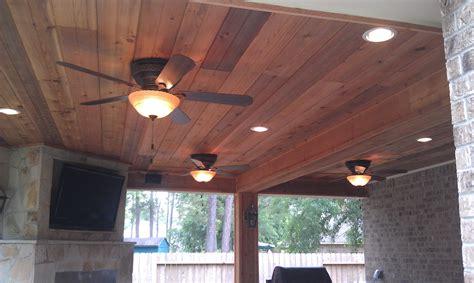 patio cover lighting options
