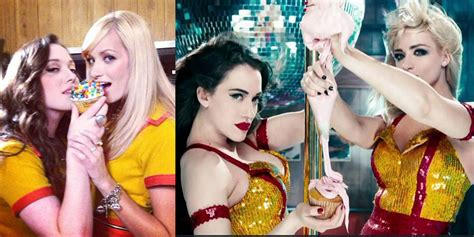Hottest Photos Of The Broke Girls Cast Therichest