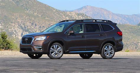 Subaru Ascent Review by 2019 Subaru Ascent Review Gearopen