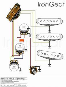 3 Way Switch Wiring Diagram Stratocaster