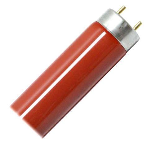 tl d fluorescent ls philips 727480 tl d 36w 15 red straight t8 fluorescent