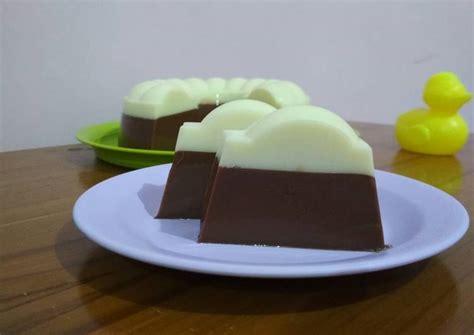 Resep puding lapis coklat oreo bahan : 12+ Resep Cara Membuat Puding Coklat, Susu, Lumut (Lembut, Mudah dan Murah)