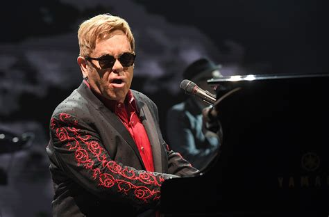 Elton John Cancels Caesars Palace Gigs Due To 'potentially