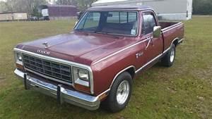1985 Dodge Ram D150 For Sale