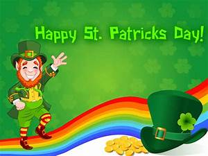 Saint Patrick's Day Backgrounds - Wallpaper Cave