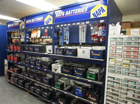 Parts Store by Napa Auto Truck Parts Store Truck Parts Display In