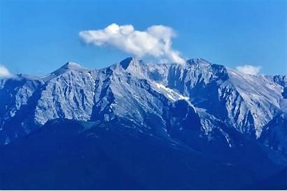 Greece Mountains Greek Nature Peaks Landscape Highest
