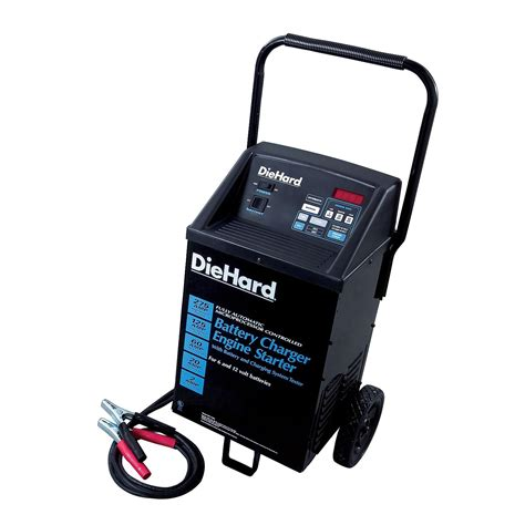 Diehard Platinum Microprocessor Controlled Wheeled Battery