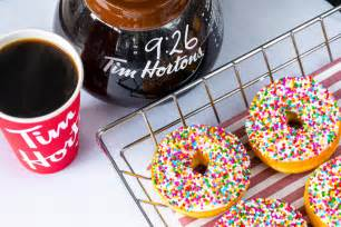canadian coffee chain tim hortons announces uk expansion