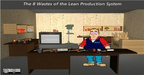 wastes   lean production system wisc  oer
