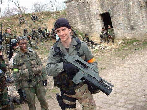 france airsoft kit gp   pulse rifle