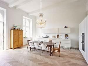 Parquet, Living, Room, Flooring
