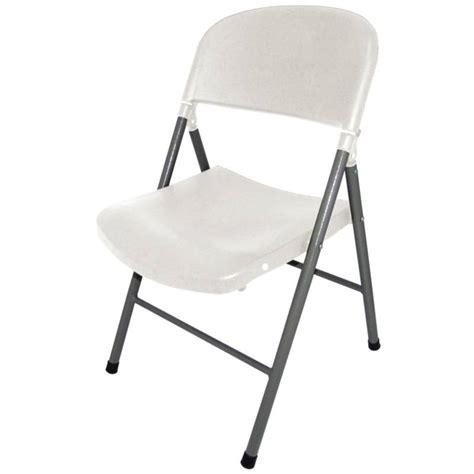 bolero white folding chairs price per 2 pieces