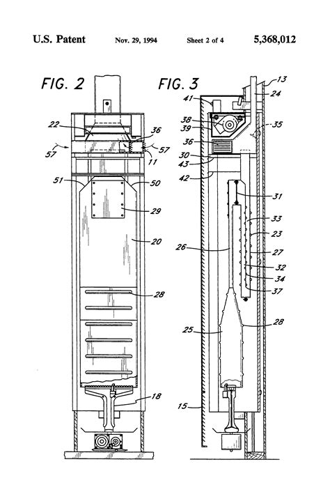 Patent Wall Furnace With Side Vented Draft
