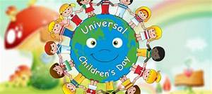 Universal Children's Day is being celebrated across the ...