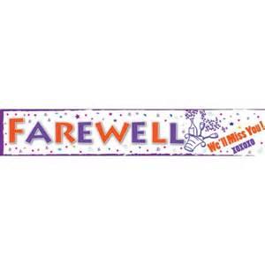 25th anniversary plates farewell big banner celebrations nsw pty ltd