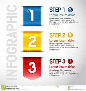 Progress Steps Stock Vector  Illustration Of Menu