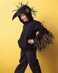 Easy Raven Costume