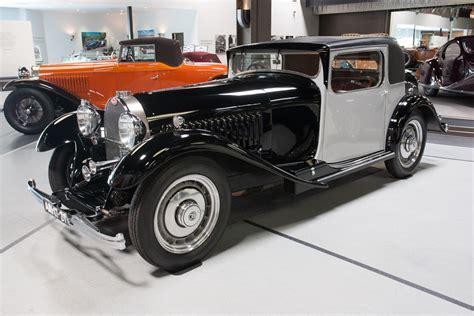 Bugatti Type 50 Million Guiet Coupe (Chassis 50117 ...