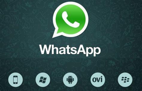 whatsapp web est disponible officiellement pour iphone