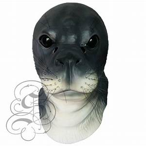 Fancy Seal Overhead Realistic Animal Aquatic Seal Fancy Props