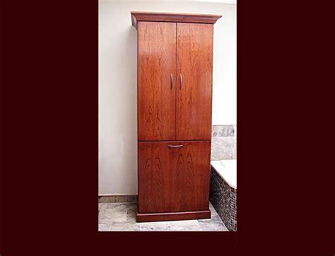 Bathroom Hamper Cabinet Hamper cabinet pictured: Narrow
