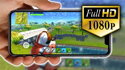 hour  fortnite mobile gameplay hd p ultra