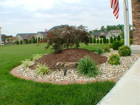 Front Yard Landscape Design Ideas Pictures, Simple Back