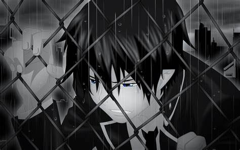 Check out this fantastic collection of sad anime boy wallpapers, with 43 sad anime boy background images for your desktop, phone or tablet. Anime Boy Background for Desktop   PixelsTalk.Net