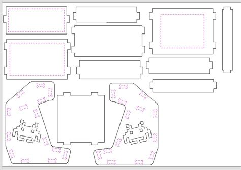 Bartop Arcade Cabinet Plans Pdf by Index Fabacademy Org