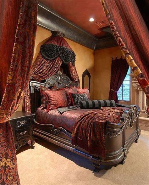 master bedroom designed   victorian style