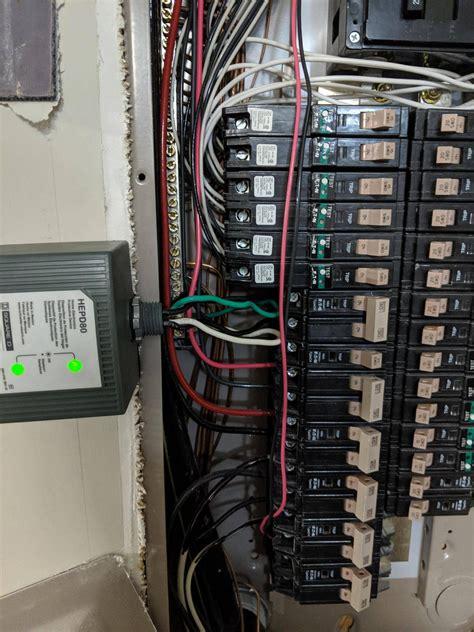 surge installation protector breaker whole circuit correct suppression