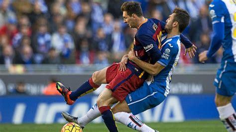 espanyol  barcelona resumen goles  resultado marcacom