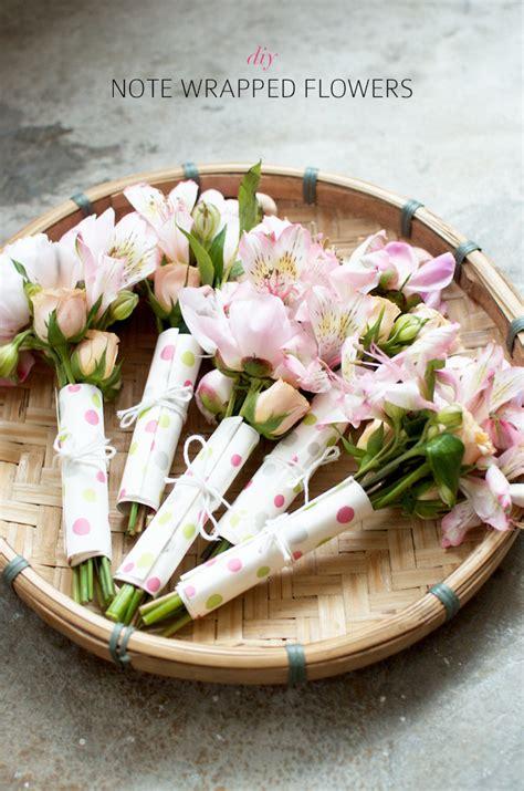 unique ways  wrap  flower bouquet   gift