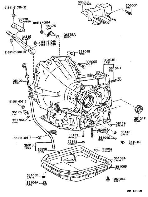 Toyota Corolla Torque Converter