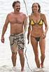 Gerard Butler, Girlfriend Morgan Brown Split