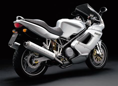 Total Motorcycle Website - 2005 Ducati Sport Touring ST3