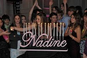 Alternatives To Sweet 16 Candle Lighting Ceremony Bat Mitzvah Candle Lighting Board Sweet 16 Quinceanera
