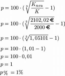 Zinssatz Berechnen : zinssatz berechnen zinszahl ~ Themetempest.com Abrechnung