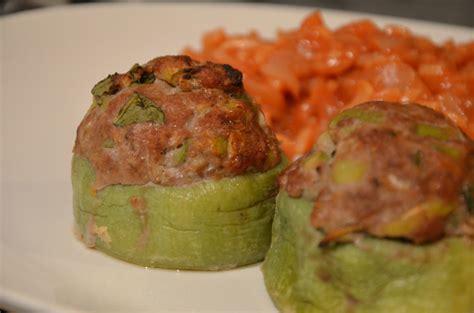 cuisine grasse courgettes farcies sans matière grasse la cuisine sans