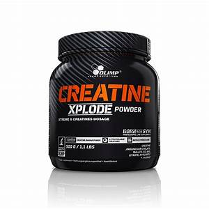 Creatine Xplode Powder - Olimp Sport Nutrition