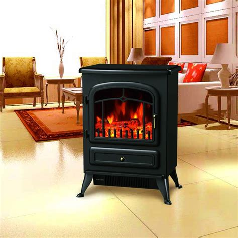 21 6 free standing 1500w electric fireplace portable